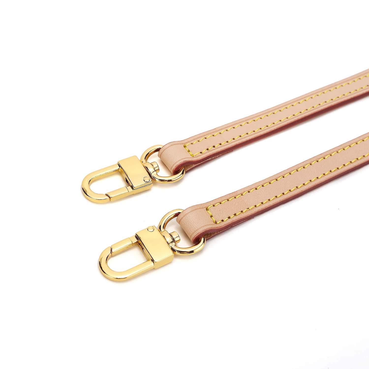 Adjustable Replacement Leather Strap for Alma SP Vegetable Tanned Wide Cross Body Strap for Purse DIY Strap for Messenger Bag