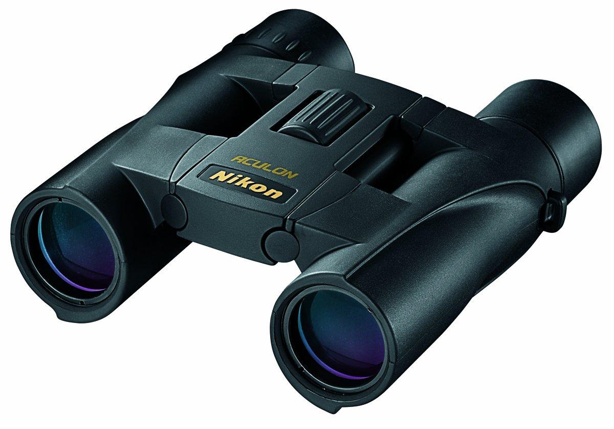 Nikon 8263 ACULON A30 10x25 Binocular (Black)