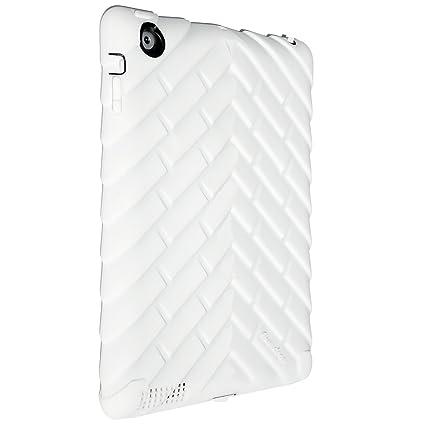 Gumdrop Bounce - Funda para Tablet Apple iPad Air, Blanco