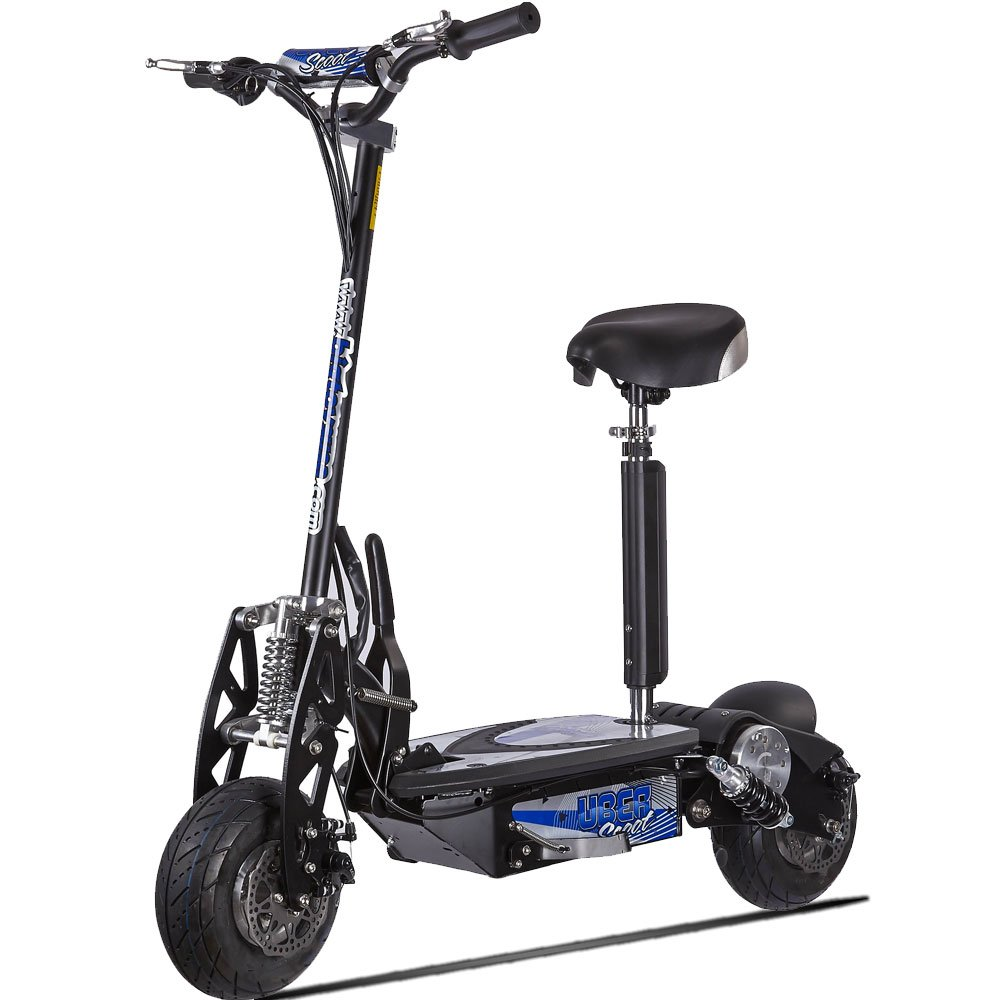 Amazon.com : UberScoot 1000w Electric Scooter by Evo boards : Electric  Sports Scooters : Sports & Outdoors