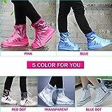 VICUNA POLO Rain Shoes Transparent Waterproof