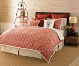 Tommy Bahama Hopetown 4-Piece Queen Comforter Set