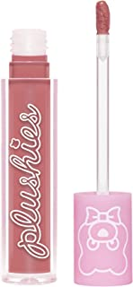 product image for Lime Crime Plushies Soft Matte Lipstick, Turkish Delight - Sheer Dusty Rose - Blackberry Candy Scent - Long Lasting, Nude Lips - Soft Focus, Non-Opaque Lip Veil - 0.11 fl oz