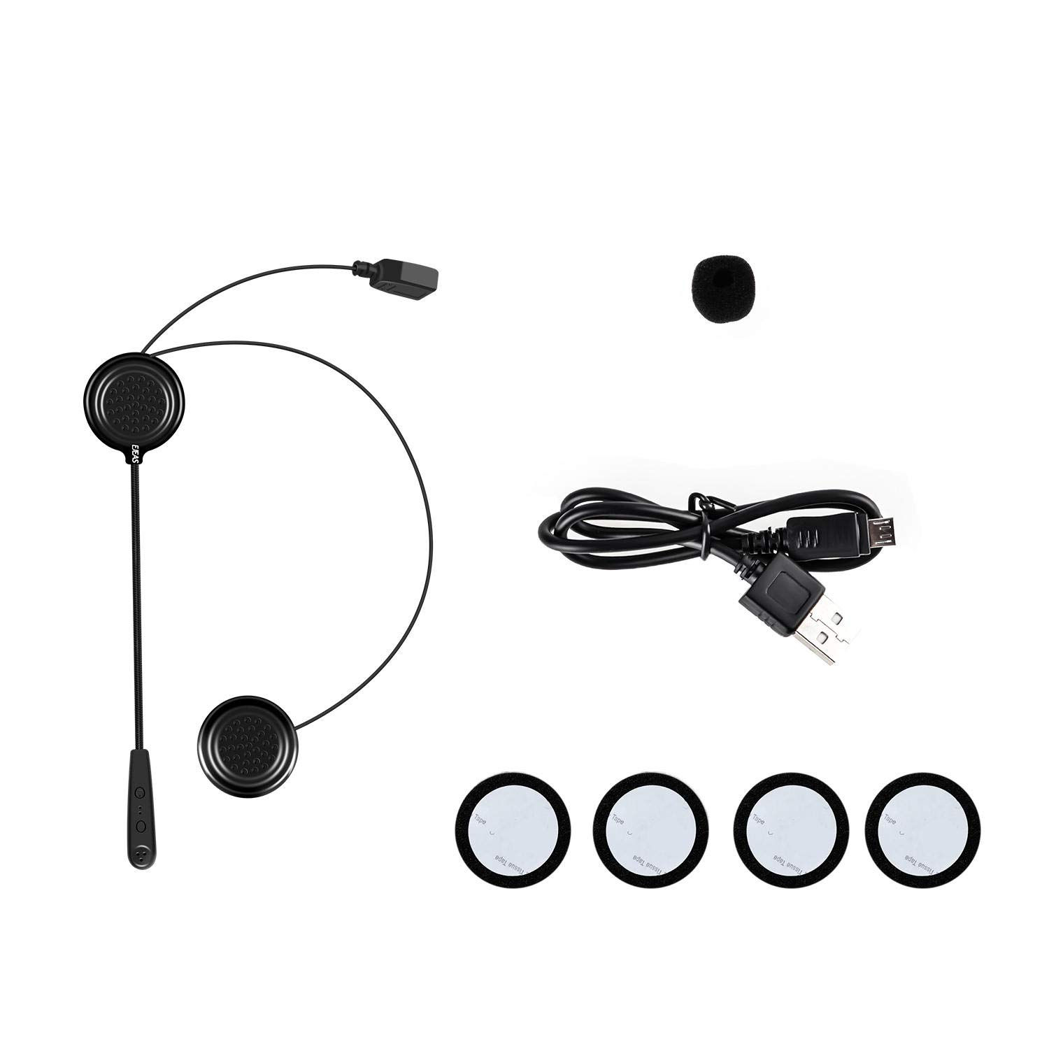 Bluetooth Intercom Motorcycle Microphone Outdoor - 1PCs