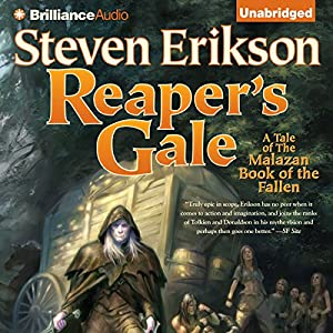 Reaper's Gale Hörbuch
