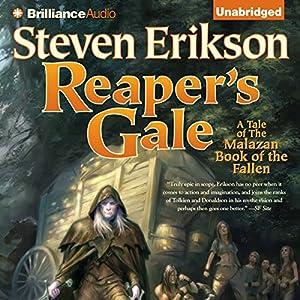 Reaper's Gale Audiobook