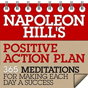Amazon napoleon hills positive action plan 365 meditations amazon napoleon hills positive action plan 365 meditations for making each day a success audible audio edition napoleon hill erik synnestvedt fandeluxe Gallery