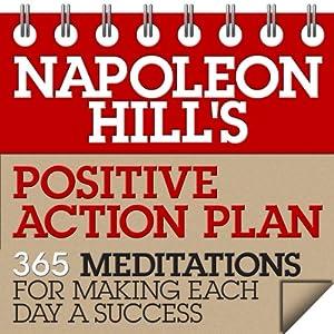 Napoleon Hill's Positive Action Plan Audiobook