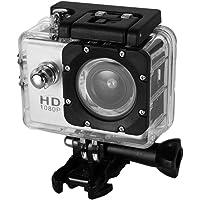 Lake.sea Cámaras Deportivas AVI/JPEG De 2.0 Pulgadas 1080P, Grabadora SDHC De 4GB ~ 32G para SJ4000, Videocámaras USB 2.0 para Montar En El Exterior O Conducir