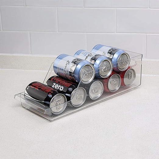 Organizador de conservas de plástico y latas de soda para ...