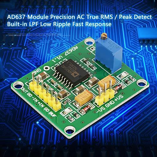 Amazon com: AD637 Module Precision AC True RMS/Peak ±5V~±15V