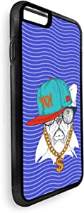 Cartoon drawing - dog Printed Case for iPhone 6