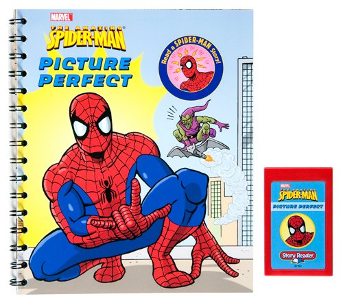 Download Story Reader Spider-Man Storybook: Picture Perfect ebook