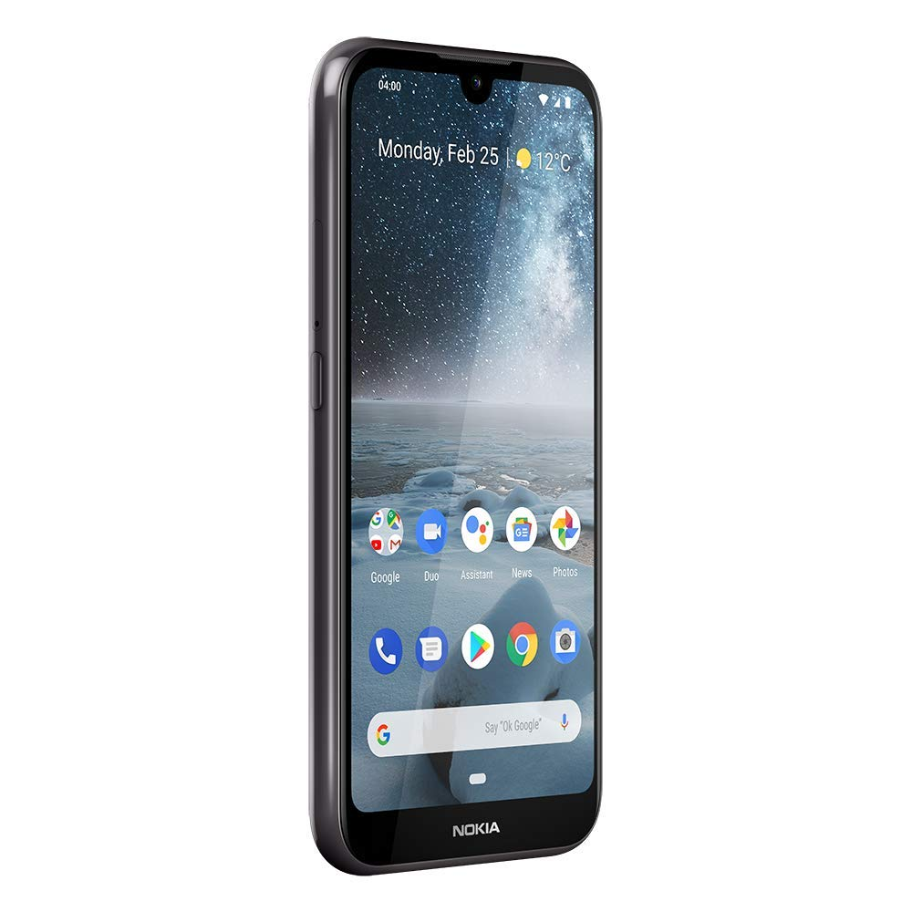 Nokia 4 2 - Android One (Pie) - 32 GB - 13+2 MP Dual Camera - Dual SIM  Unlocked Smartphone (AT&T/T-Mobile/MetroPCS/Cricket/H2O) - 5 71