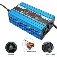 schwarz Buytm Genaue Digital-6V und 12V Auto-Load-Batterie-Tester BT-001 LED-Anzeige f/ür LKW Auto Auto-Diagnosewerkzeug mit Batterie-Clips