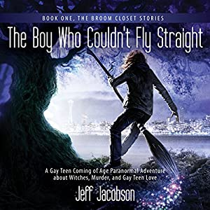 The Boy Who Couldn't Fly Straight Audiobook