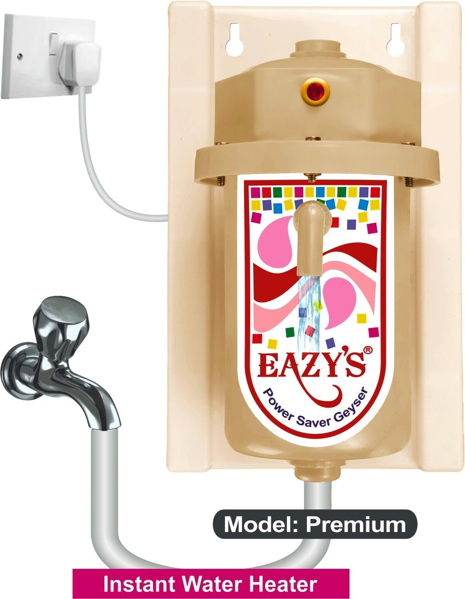 Buy Eazy Instant Portable Water Hearter Online At Low Prices In To Troubleshoot Electric Hot Heaters You Can Check Out This Tip India