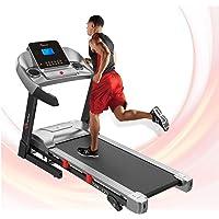 PowerMax Fitness TAM-225 (4HP Peak) Motorized Treadmill with Free Installation, 3 Years Motor Warranty, Home Use…