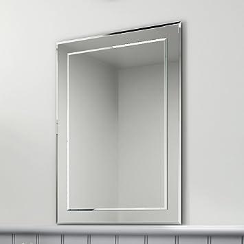 Miroir mural salle de bain trainingsstalmaikewiebelitz - Miroir grossissant salle de bain mural ...