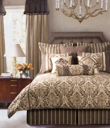 Jennifer Taylor 9 Pcs Comforter Set, Full size,