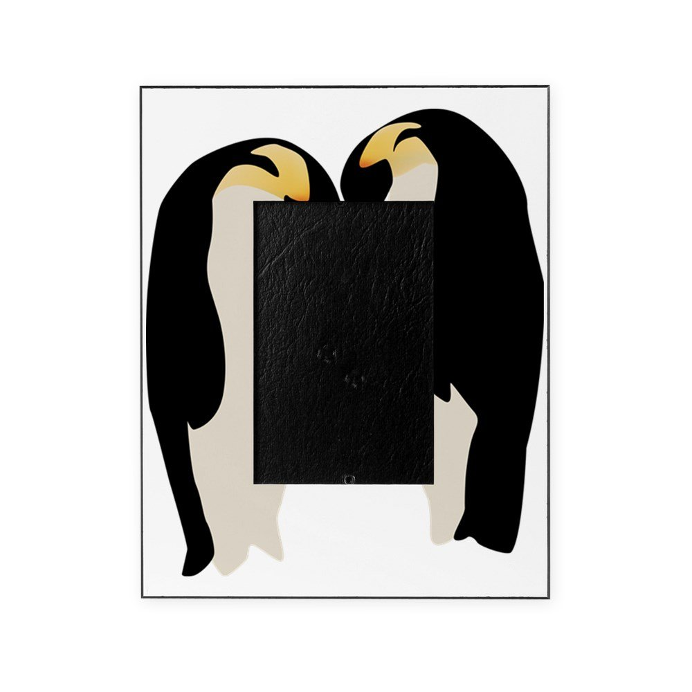 CafePress - Penguins - Decorative 8x10 Picture Frame by CafePress (Image #1)
