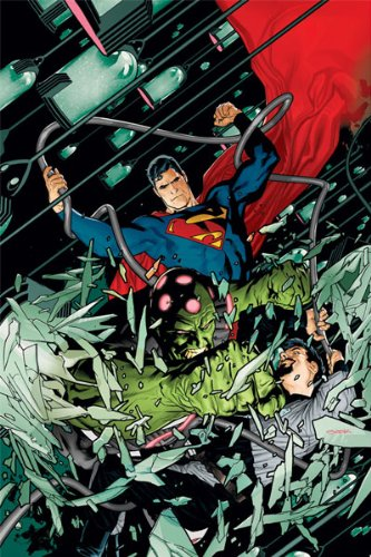 Read Online Superman: Last Stand of New Krypton (Issue #3) pdf