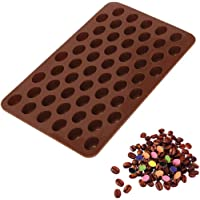 Silicone Baking molds - Silicone Chocolate Coffee Beans
