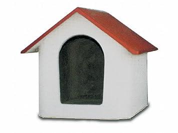 Caseta para perros de exterior Casitas de cm41 a cm102 hormigón Multicolor: Amazon.es: Bricolaje y herramientas