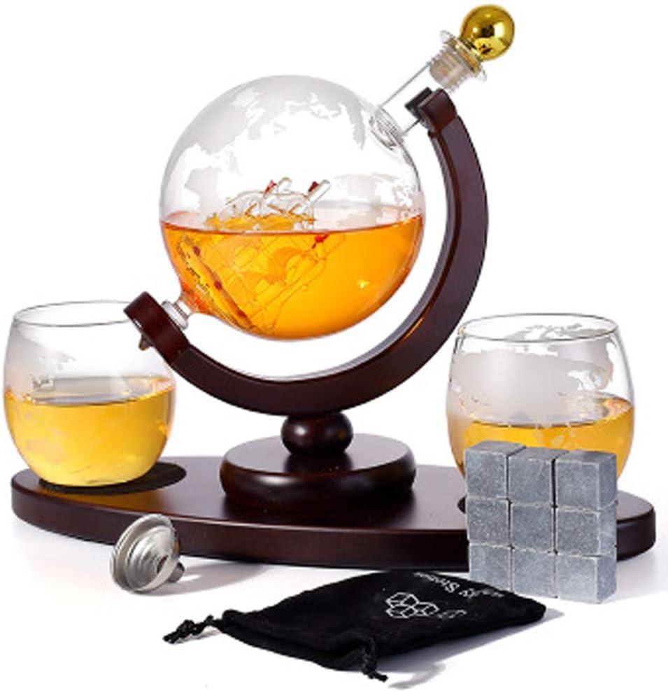Whisky Licorera Uso Doméstico Conjunto De Vino, Con Largo ...