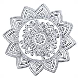 Muxika Different Patterns Exquisite Flower Metal Cutting Dies Stencils DIY Scrapbooking Album Scrapbooking Die-Cuts Paper Card Craft Handmade Decoration (V) offers
