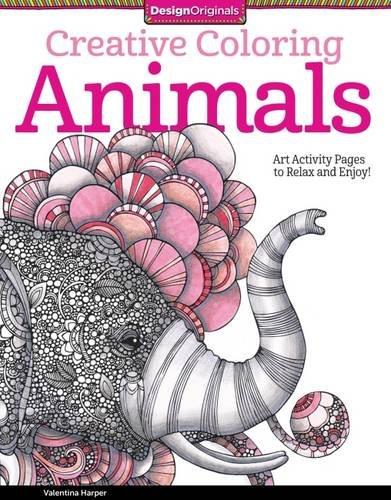 Creative Coloring Animals Activity Originals product image