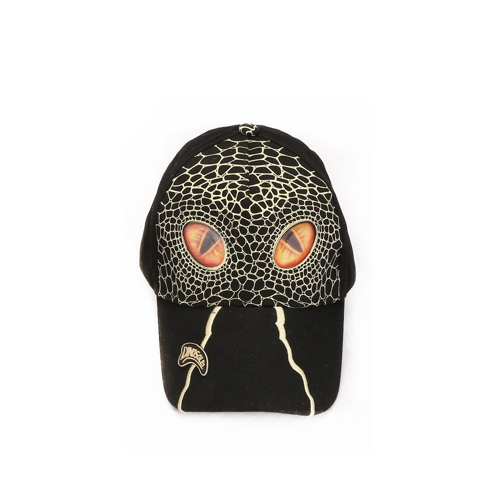 Kids 3D Dinosaur Double Eyes Casual Sports Caps for Toddler/Children by Dinosoles (Image #2)