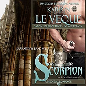 Scorpion: Saxon Lords of Hage - De Wolfe Pack Audiobook