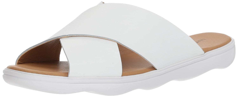 Lucky Brand Women's Mahlay Sandal B077G9KC6G 9.5 M US|Optic White