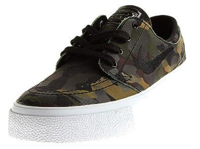 3ddd162c71 Nike SB Zoom Stefan Janoski Skaterschuhe Damen Herren Sneaker Schuhe  Schnürer Military EU 36