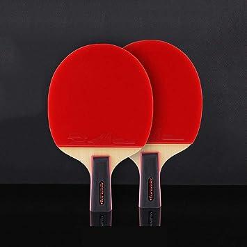 Kssmice Juego de raquetas de ping-pong de raquetas de ping ...