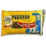 Nestlé Chocolate Morsels - 72 Oz. Bag