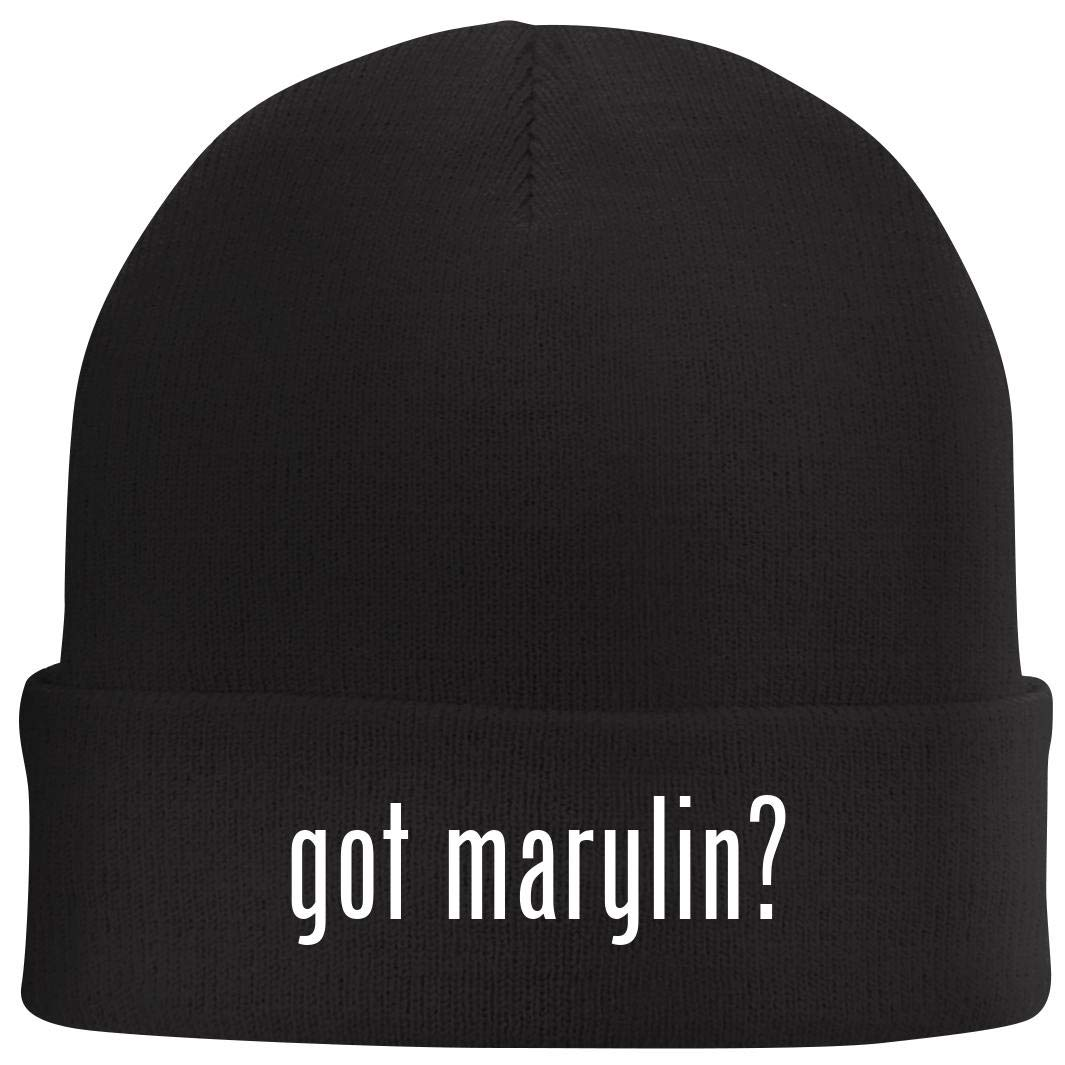 Tracy Gifts got Marylin? Beanie Skull Cap with Fleece Liner