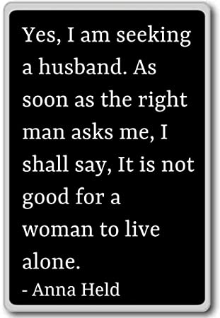 Amazoncom Yes I Am Seeking A Husband As Soon As The Right