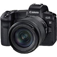 Canon EOS RP - Cámara de 24.2 MP (RF 24-105mm F4-7.1 IS STM) Negro