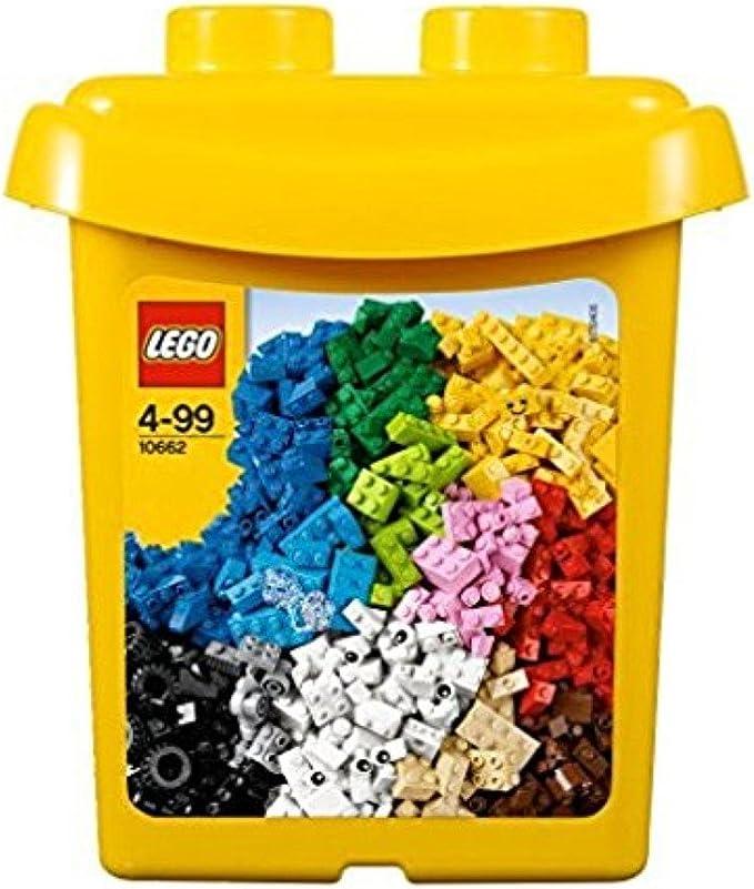 LEGO Classic - Cubo de contrucción (10662): Amazon.es: Juguetes y juegos