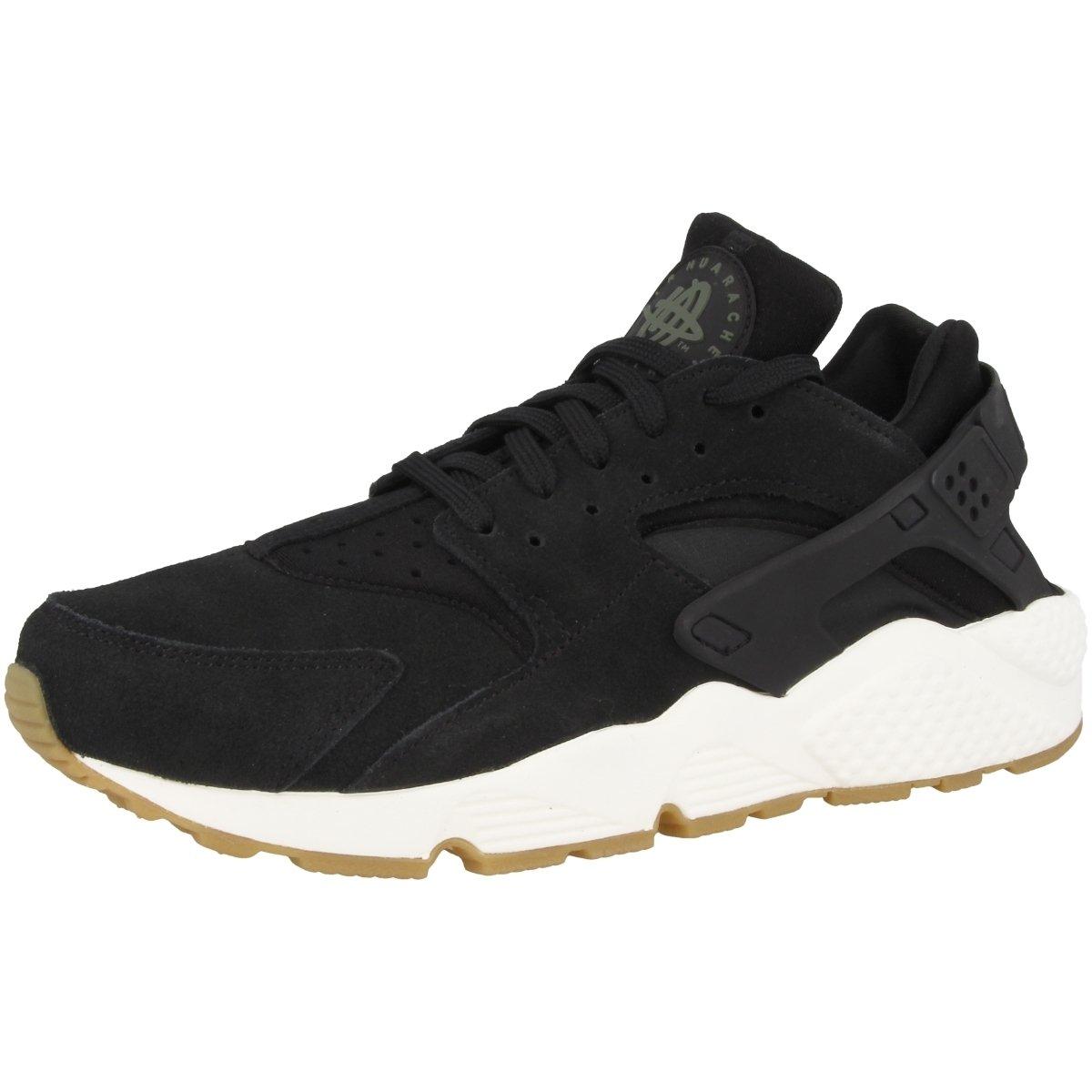 huge selection of 53c7c 37b16 Nike WMNS Air Huarache Run SD - Chaussures Sportives, Femme, Noir - (Black/Deep  Green-sail-Gum Light Brown): Amazon.fr: Sports et Loisirs