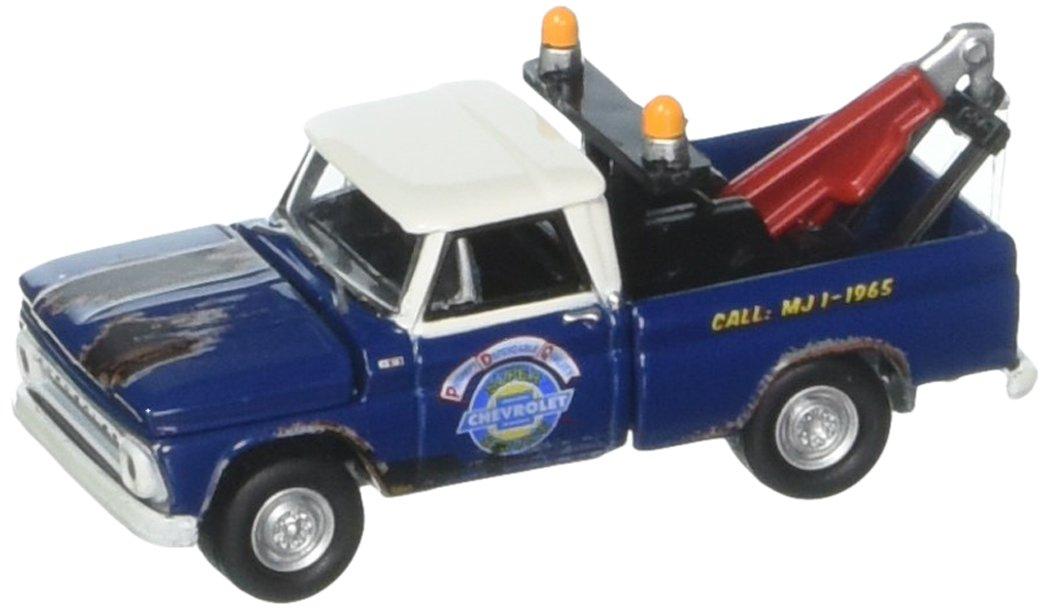 Johnny Lightning 1 64 Chevrolet Super Service 1965 Chevrolet Tow Truck MiJo Exclusives