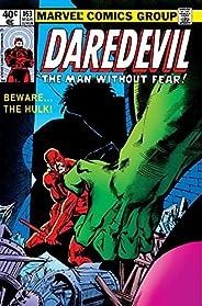 Daredevil (1964-1998) #163 (English Edition)