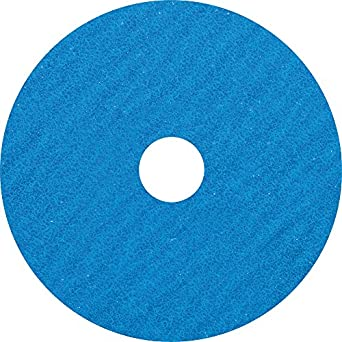 4-1//2 Diameter 7//8 Arbor Hole PFERD Inc. 4-1//2 Diameter 7//8 Arbor Hole Zirconia Alumina Z-Cool 50 Grit Pack of 25 PFERD 62469 Fibre Disc 13300 rpm