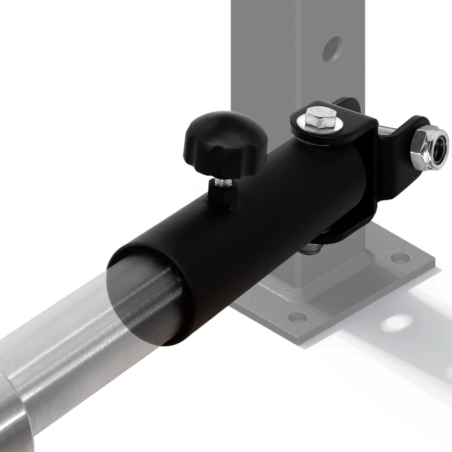 RIGERS T-Bar Row Landmine Power Rack Attachment - Compatible with 2x2 2x3 & 3x2 Rack - Fit 2'' Olympic Bars