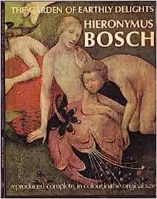the garden of earthly delights hieronymus bosch john rowlands hieronymus bosch 9780714820156