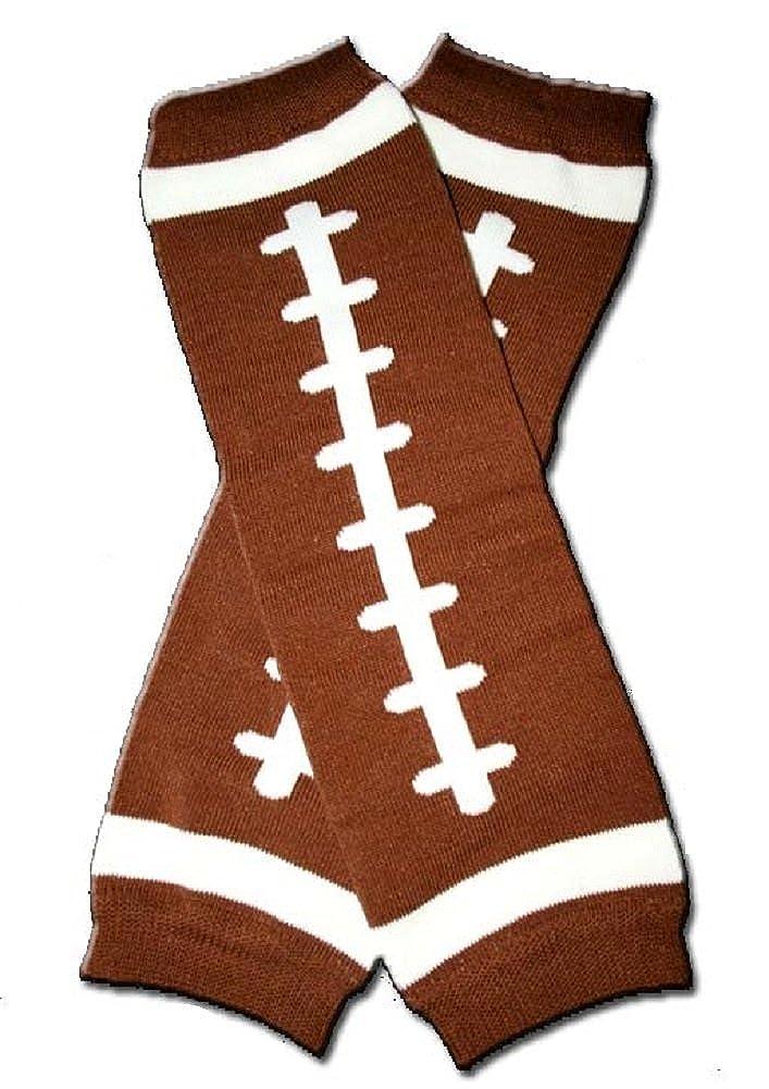 Precious Eggs Unisex-Baby American Football - NFL/NCAA Touch Down Leg Warmer Multi LG01