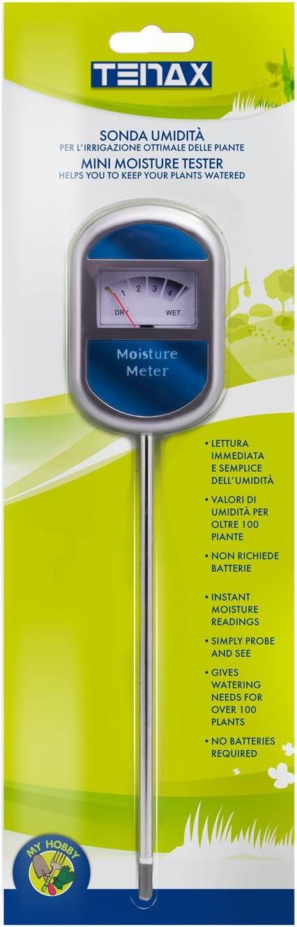 Tenax Light Meter /& Moisture Meter Thermometers /& Soil Testing