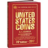A Guide Book of United States Coins 2017: The Official Red Book, Hardcover Edition